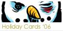 Robotface Holiday Cards '06